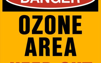 Les dangers de l'ozone